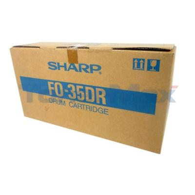 SHARP FO-3500 DRUM BLACK